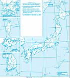 Контурні карти. Географія: регіони та країни 10 клас. (НОВА ПРОГРАМА). (Картографія), фото 3