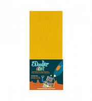Набор стержней для 3D-ручки 3Doodler Start 3DS-ECO04-YELLOW-24 (желтый, 24 шт)