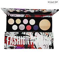 Набор теней матовых и мерцающих MAC Fashion Fanatic (палитра 9 цветов)