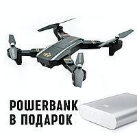 Квадрокоптер Phantom D5HW c WiFi камерой чёрного цвета