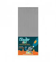 Набор стержней для 3D-ручки 3Doodler Start 3DS-ECO08-GREY-24 (серый, 24 шт)