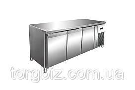Стол холодильный EWT INOX GN3100TN
