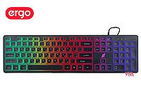 Клавиатура игровая ERGO KB-630 (с подсветкой), фото 1