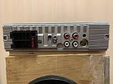 Автомагнітола з флешкою і Блютузом USB micro SD, FM AUX, фото 6