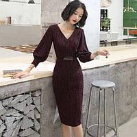 Елегантна сукня стильне, фото 1