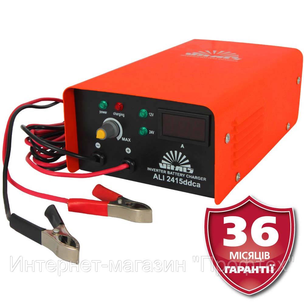 Зарядний пристрій VITALS ALI 2415ddca