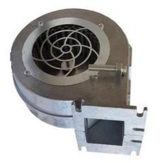 Вентилятор для твердотопливного котла NWS-100 NOWOSOLAR узкий фланец (Польша)