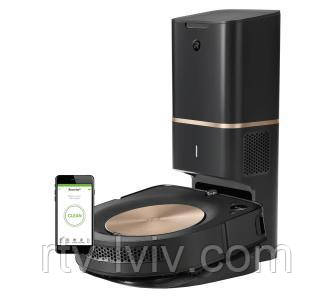 Пылесос автоматический (робот) iRobot Roomba s9+