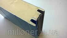Сендвич панель полиуретановая 100 мм, фото 3