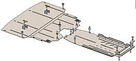 Защита картера двигателя Kolchuga для Lexus IS 250 2013- (1.0905.00)