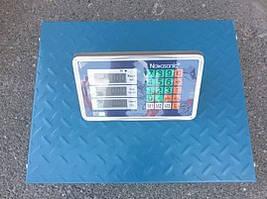 Весы торговые беспроводные с Bluetooth 600 кг 55 x 65, Товарные весы