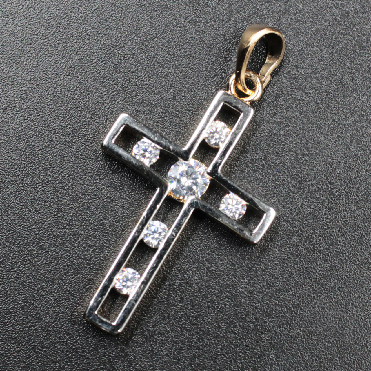 Крестик Xuping 30 х 18 мм