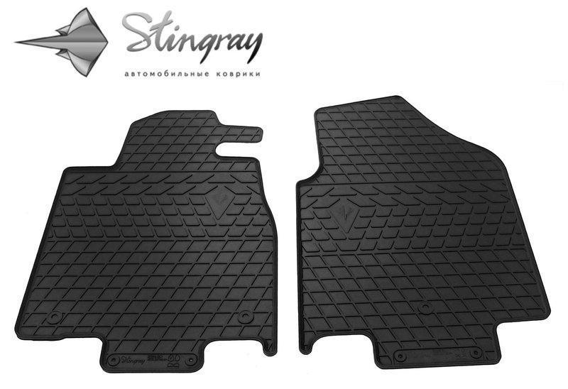Коврики автомобильные Acura MDX II 2006-2014 Комплект из 2-х ковриков. Stingray
