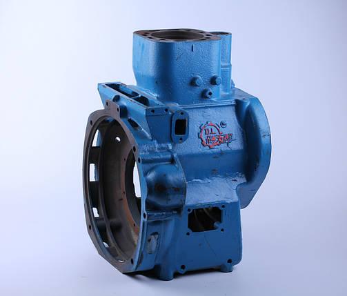 Блок цилиндра двигателя DL190-12, фото 2