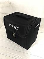 Сумка-кейс для косметики MAC (черный)