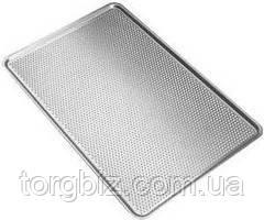 Противень алюминиевый  гладкий UNOX  600x400х20 мм