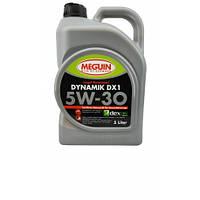 Синтетичне моторне масло Meguin megol motorenoel Dynamik DX1 sae 5w30 5L