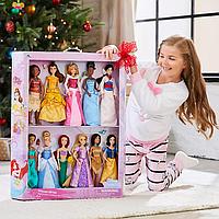 """Большой подарочный набор """"Принцессы Дисней"""" Disney Store 2019"""