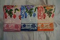 Полотенце Яркие Розы для лица хлопок
