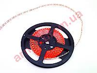 Светодиодная лента SMD 3528 (60 Led/метр) 12 вольт, цвет красный