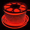 Лента Neon в бухте 5м 12V DC Красный (7187) / Светодиодная лента Красная