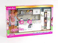 Мебель для Барби 6085 кухня в коробке