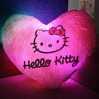 """Подушка-ночник """"Hello Kitty"""""""