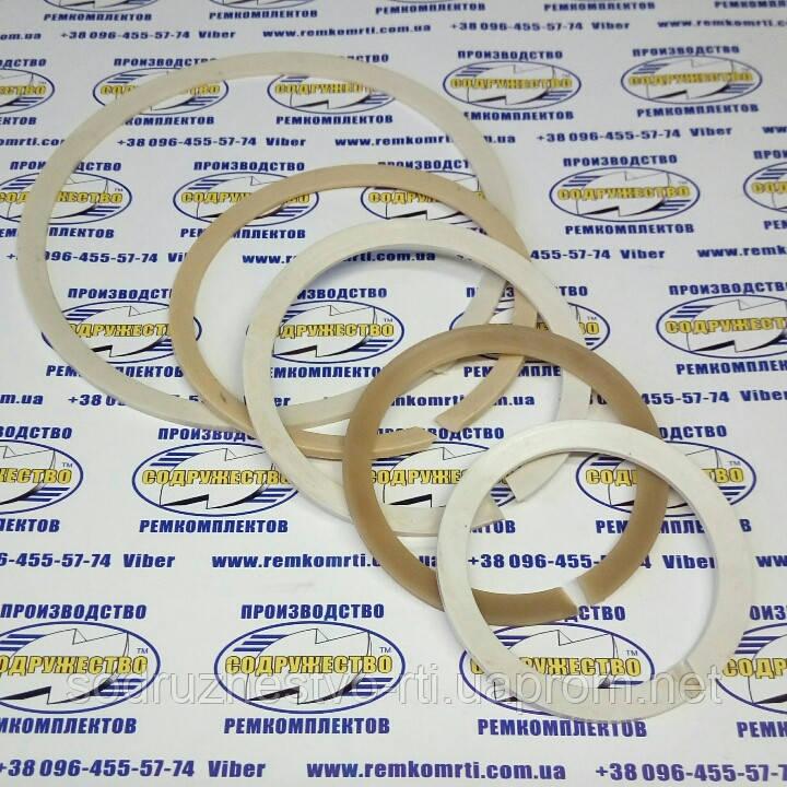 Кольцо защитное манжеты поршня (конус внутренний) КЗМП 50*65 (полиамидное)