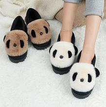 """Тапочки жіночі """" Панда """""""