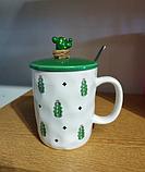 """Чашка """"Кактус """", фото 3"""