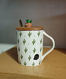 """Чашка """"Кактус """", фото 4"""