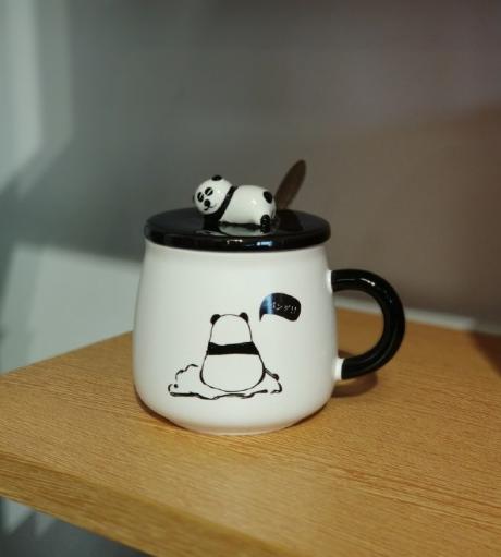 """Чашка """"Панда """""""