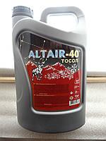 Тосол-жидкость охлаждающая низко-замерзающая  -40 5литров