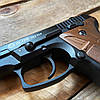 Стартовый пистолет Blow TRZ 914 + 50 патронов Ozkursan 9 мм (черный), фото 4