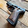 Стартовый пистолет Blow TRZ 914 + 50 патронов Ozkursan 9 мм (черный), фото 3