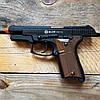 Стартовый пистолет Blow TRZ 914 + 50 патронов Ozkursan 9 мм (черный), фото 8