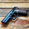 Стартовый пистолет Blow TRZ 914 + 50 патронов Ozkursan 9 мм (черный), фото 5