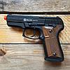 Стартовый пистолет Blow TRZ 914 + 50 патронов Ozkursan 9 мм (черный), фото 2