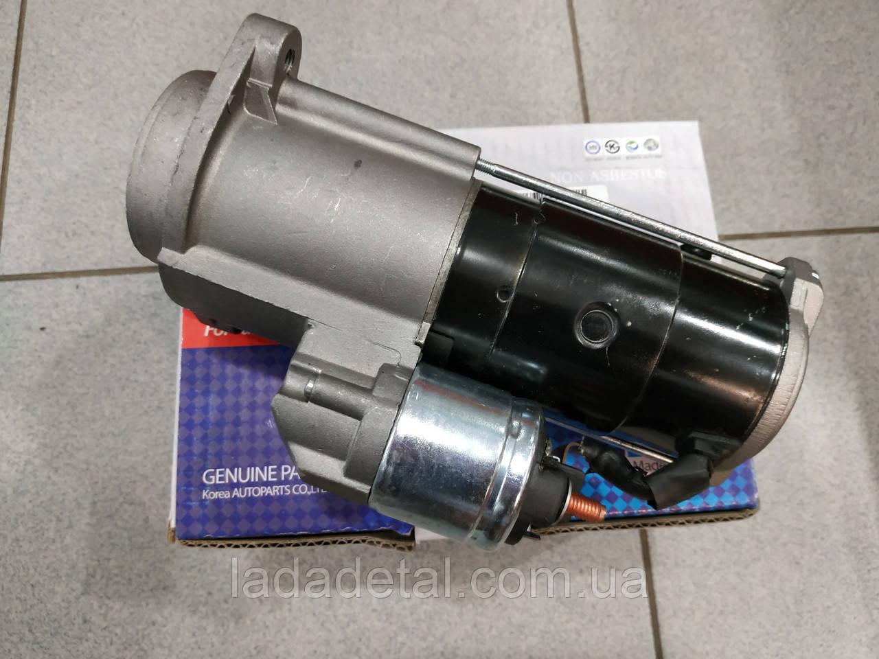 Стартер Соренто Sorento 2.5 CDR / KAP 36100-4A000