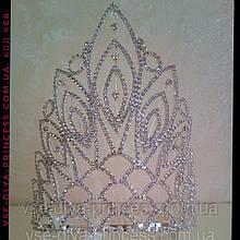 Корона, діадема для конкурсу, висота 18 див.