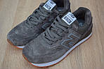 Мужские кроссовки New Balance 574 (темно-серые), фото 4