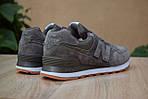 Мужские кроссовки New Balance 574 (темно-серые), фото 6