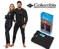 Термобелье Columbia мужское+женское в комплекте