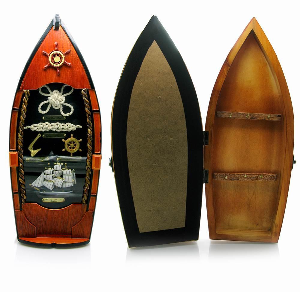 Ключница Super Hit Лодка (39х12,5х8,5 см)