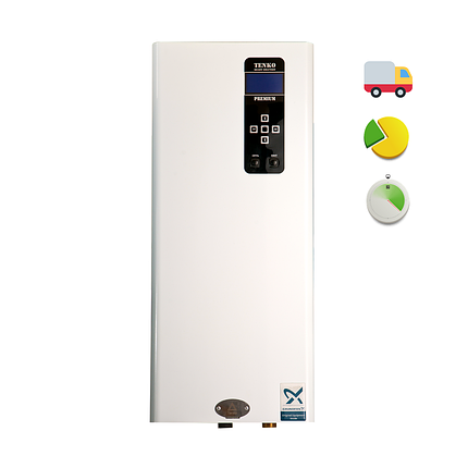 Электрический котел Tenko Премиум 4,5кВт 380В, фото 2