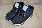Мужские зимние кроссовки New Balance 754 (черно-белые), фото 5