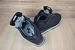 Мужские зимние кроссовки New Balance 754 (черно-белые), фото 9
