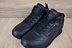 Мужские зимние ботинки Reebok высокие (черные), фото 6