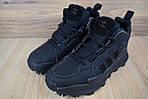 Мужские зимние кроссовки Adidas Terrex (черные), фото 8