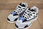 Женские зимние кроссовки Skechers D'Lites (бело-черные), фото 6